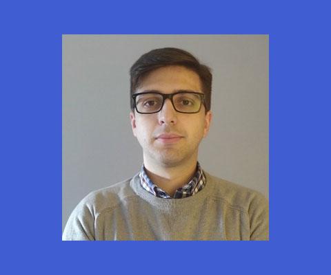 Dušan Djukić, PR & CSR Assistant